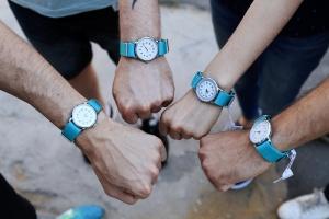 На торгах за уникальные часы белорусы собрали 9 465 рублей для волонтеров
