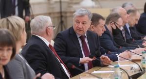 В Беларуси начала работу Конституционная комиссия. Кто в нее вошел