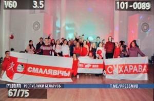 МВД прокомментировало задержание группы РСП и зрителей