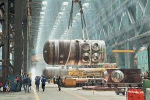 БелАЭС признает факт ЧП с новым корпусом реактора