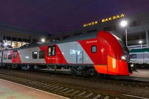 Скоростной поезд «Ласточка» запустят 30 апреля