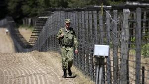 Литва направила Минску ноту протеста из-за нарушивших границу пограничников