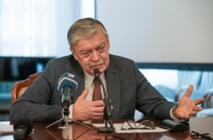 Путин назначил Лукьянова послом в Беларуси