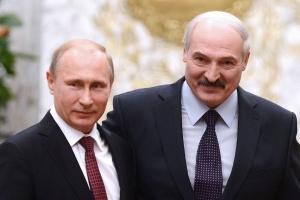 Лукашенко поздравил Путина с днем рождения первым