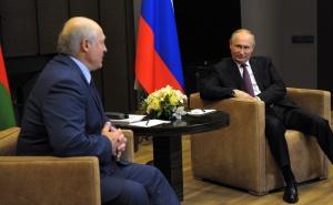 Лукашенко и Путин общались более 5 часов. Заявления для прессы не запланированы
