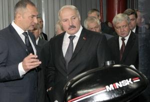 Лукашенко и Муравьев