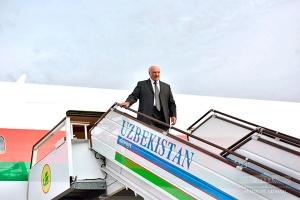 Лукашенко, официальный визит в Узбекистан,  Шавкат Мирзиеев