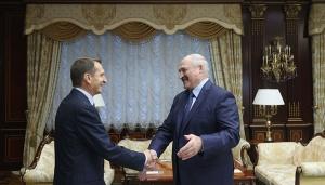 Лукашенко, Нарышкин, встреча, Служба внешней разведки, союзное государство, Беларусь, Россия