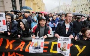 «Марш недовольных белорусов 2.0»