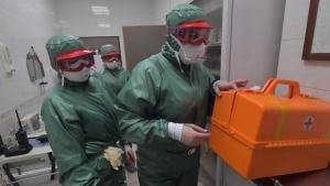 В Китае за сутки выявлено 15 тысяч заражения коронавирусом
