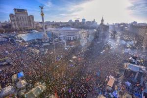 Украина, Евромайдан, революция достоинства, Майдан, Мустафа Найем, Петр Порошенко, Михаил Жизневский