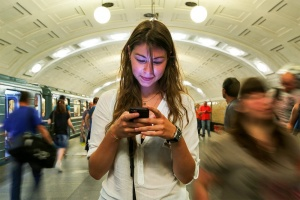 На новых станциях метро пассажиры использовали 2432 ГБ интернет-трафика