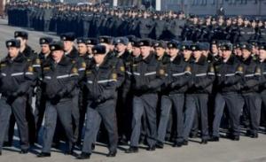 Количество правоохранителей в Беларуси достигло уровня Польши, где проживают около 40 миллионов человек
