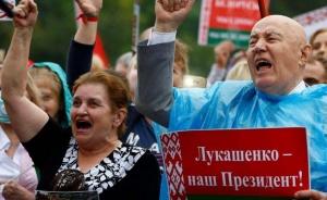 Лукашенко выступил против митинга в его поддержку