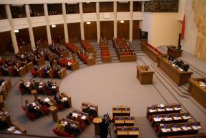 Ермошина, даты выборов в парламент, ЦИК, национальное собрание