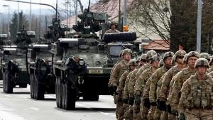 Шойгу: НАТО отрабатывает переброску войск к границам Беларуси и РФ