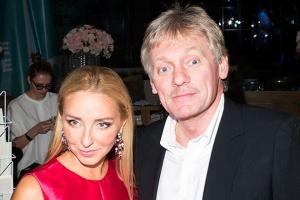 Дмитрий Песков и его жена Татьяна Навка заболели коронавирусом