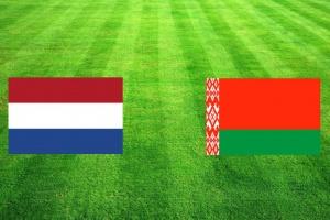 сборная Беларуси по футболу, Нидерланды, игра 7 октября, Роттердам