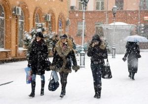 Резкое похолодание ожидается в Беларуси в пятницу