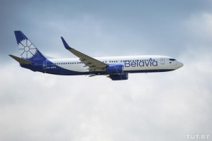 Белавиа продлила запрет полетов в Россию