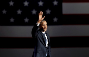 Барак Обама, последняя речь, президент США, Обама, Трамп, США