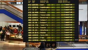 забастовки, аэропорты Берлина, Берлин, Тегель, Шенефельд, Verdi