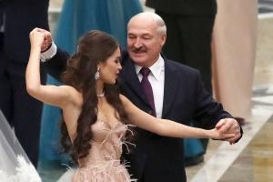 Лукашенко и Мария Василевич