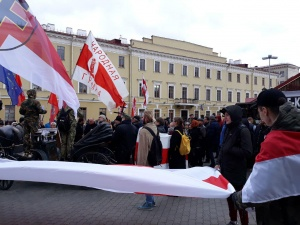 митиг на площади Свободы