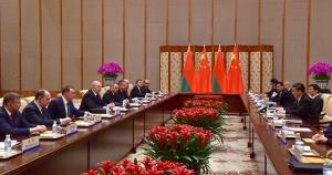 переговоры Лукашенко и Си Цзиньпина