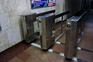 турникеты в минском метро