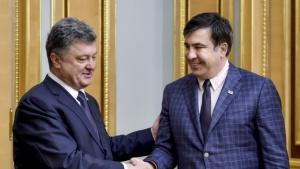 Михаел Саакашвили, Одесса, подал в отставку, Украина, коррупция, Петр Порошенко, Гройсман, Труханов, Урбанский