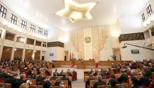 Лукашенко послание народу и парламенту. Фото пресс-службы президента Беларуси.