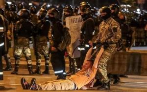Депутаты Мингорсовета требуют прекратить насилие
