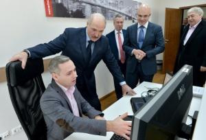 Лукашенко обсудил с Прокопеней и Гуцериевым будущее IT-индустрии в Беларуси