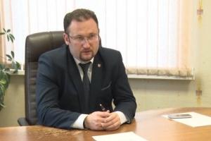Стало известно, за что задержан глава Солигорского райисполкома