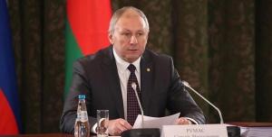 Румас рассказал о росте зарплат в Беларуси