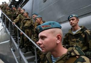 Белорусские солдаты