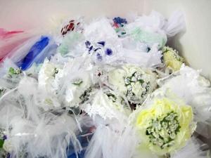 Свадебные украшения на таможне