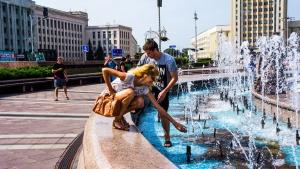 В Беларусь возвращается лето: тепло и почти без дождей
