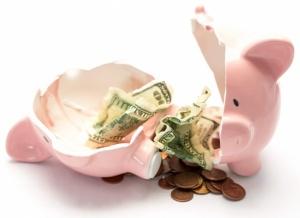Белорусы проедают сбережения