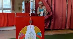 Выборы Беларусь