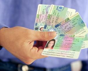Шенгенские визы