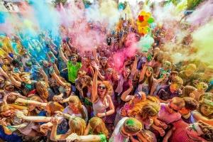 Фестиваль красок ColorFest пройдет в Минске под открытым небом
