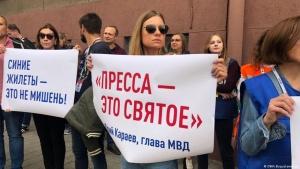 Контроль над белорусскими СМИ ужесточен