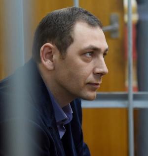 Максим Субботкин в зале суда