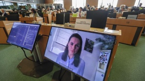 Тихановская: в Беларуси проходит демократическая революция, направленная против авторитарного режима