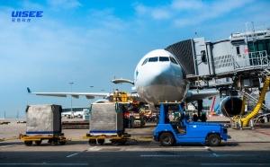 Компания Bosch спроектировала беспилотный транспорт для перевозки багажа в аэропортах
