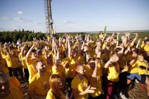 Благотворительная акция SunRun Challenge #velcombegom успешно завершилась