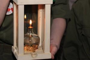 Вифлеемский огонь прибывает в Беларусь