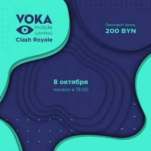 VOKA организует серию турниров по мобильным кибердисциплинам